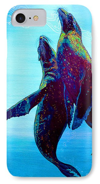 Pure Love IPhone Case by Debbie Chamberlin