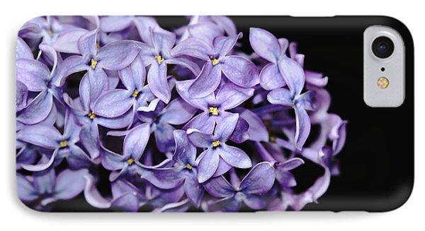 Love In Lilac IPhone Case by Debbie Oppermann