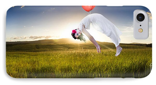 Love Is In The Air IPhone Case by Jorgo Photography - Wall Art Gallery