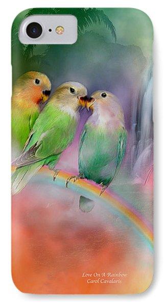 Love On A Rainbow IPhone 7 Case