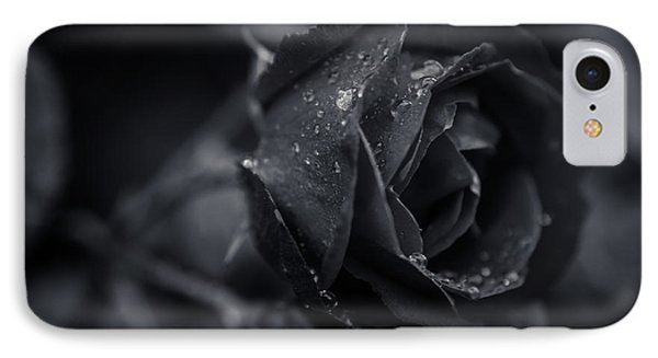Sweet Love Roses And Water IPhone Case by Miguel Winterpacht