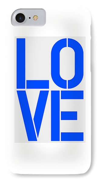 Love IPhone Case by Three Dots