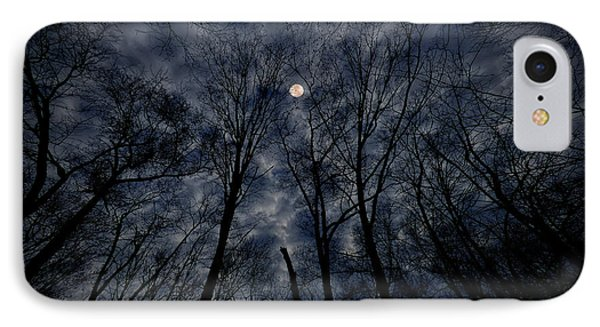 Lovely Dark And Deep IPhone Case by Robert Geary