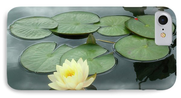 Lovely Lotus IPhone Case