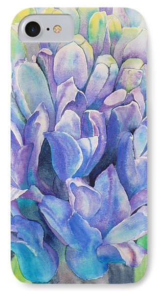 Lovely Lupine IPhone Case