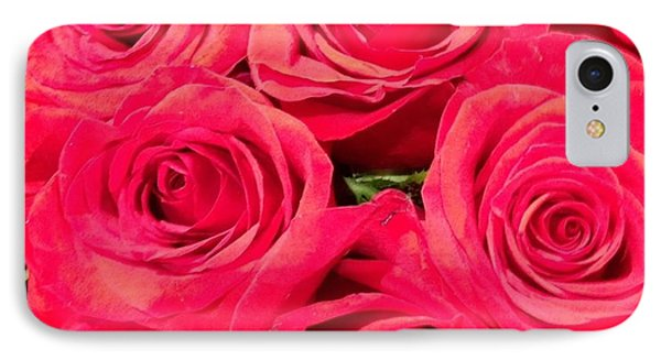Lovely Roses IPhone Case