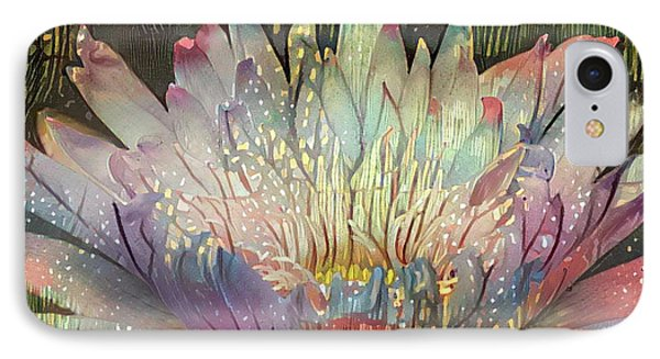 Lovely Waterlilies 6 IPhone Case by Amy Cicconi