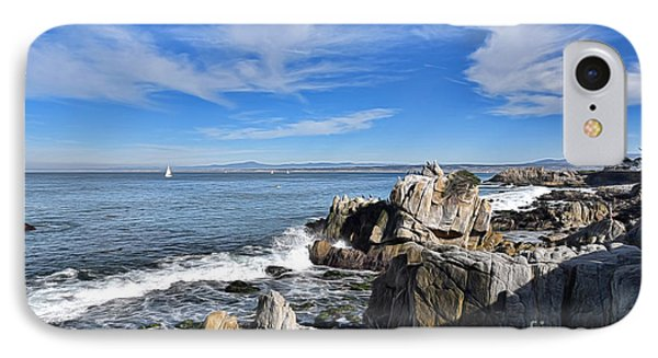 Lovers Point Park IPhone Case by Gina Savage