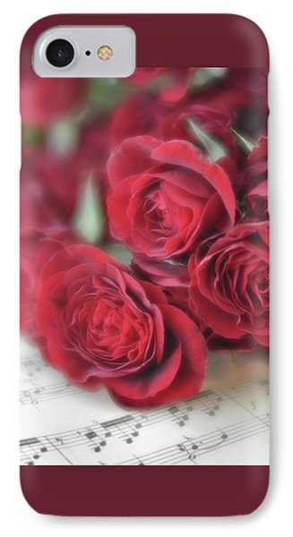 IPhone Case featuring the photograph Love's Music by Diane Alexander