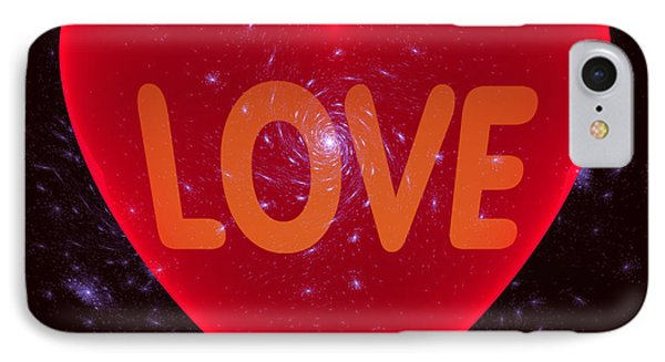 Loving Heart IPhone Case