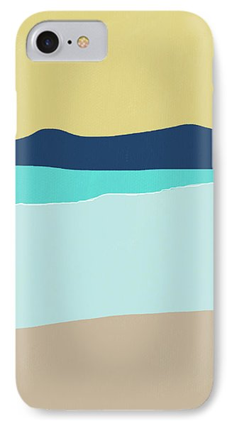 Low Tide- Art By Linda Woods IPhone Case