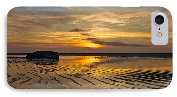 Low Tide At Mayflower Beach IPhone Case
