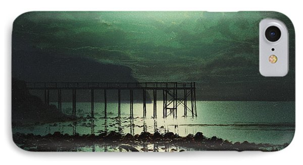 Low Tide By Moonlight Phone Case by WHJ Boot