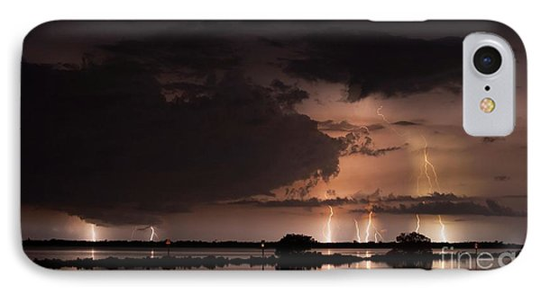 Low Tide With High Energy IPhone Case