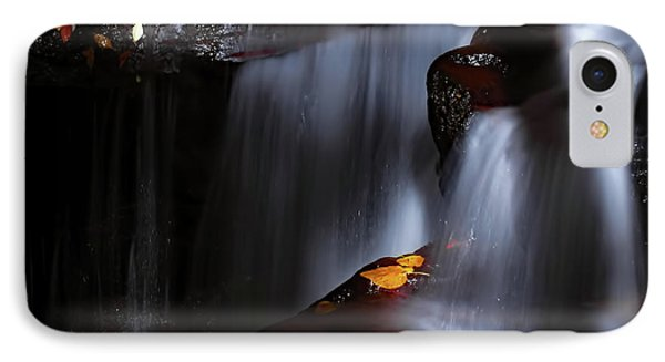 Lower Amicalola Falls IPhone Case by Elijah Knight