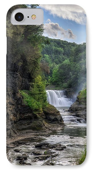 Lower Falls - Summer IPhone Case