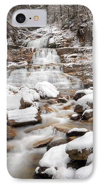 Lower Kent Falls 2016 IPhone Case