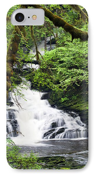 Lower Lunch Creek Falls IPhone Case