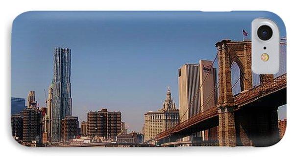 Lower Manhattan Nyc IPhone Case
