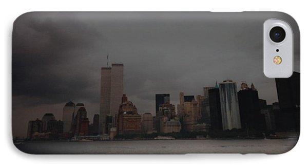Lower Manhattan Phone Case by Rob Hans