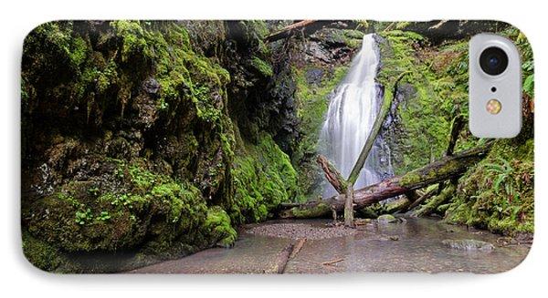 Lower Trestle Creek Falls IPhone Case