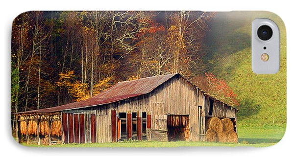 Lowes Barn Phone Case by Annlynn Ward