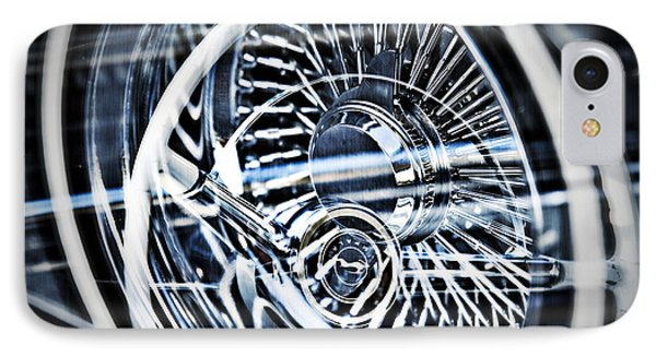 Lowrider Wheel Illusions 1 IPhone Case