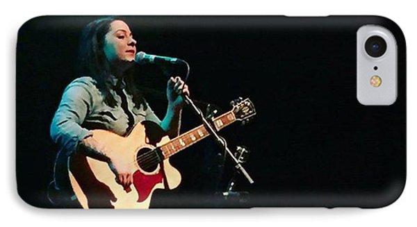 @lspraggan #brighton #livemusic #music Phone Case by Natalie Anne