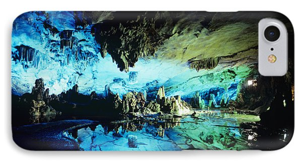 Lu Di Cave Phone Case by Rita Ariyoshi - Printscapes