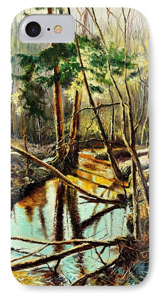 Lubianka-1- River IPhone Case