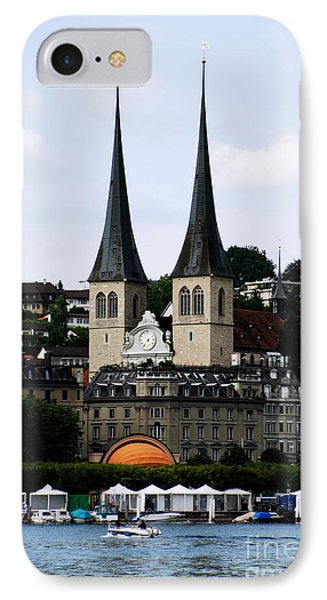 Lucerne Cathedral IPhone Case
