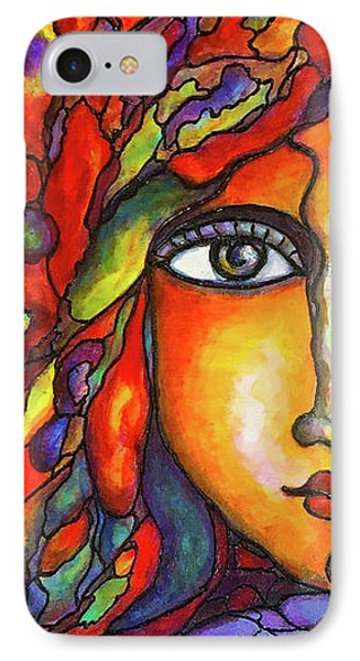 Lucid Dreams IPhone Case by Rae Chichilnitsky