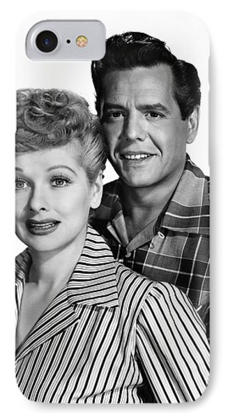 Lucille Ball (1911-1989) Phone Case by Granger