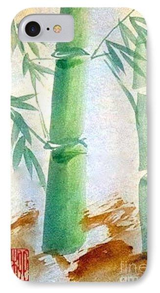 Lucky Bamboo IPhone Case