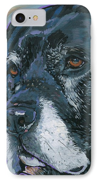 Lucy IPhone Case by Nadi Spencer