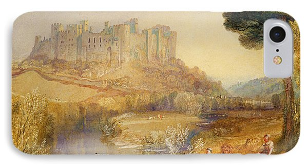 Ludlow Castle  Phone Case by Joseph Mallord William Turner