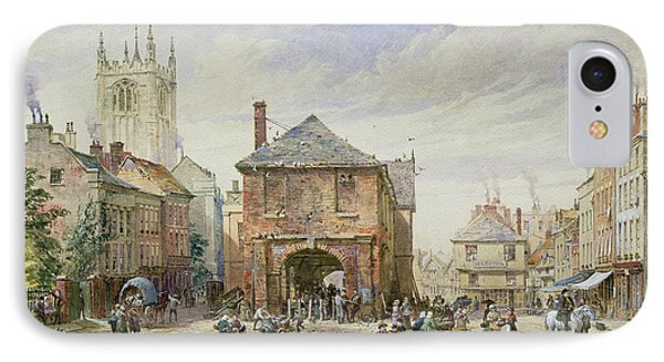 Ludlow Phone Case by Louise J Rayner