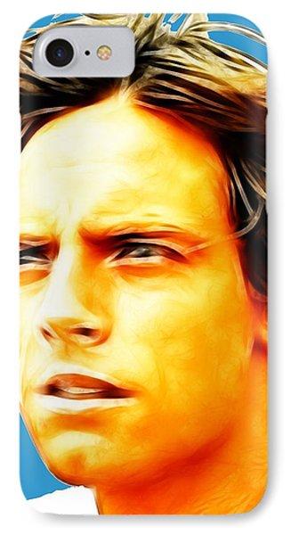 Luke Phone Case by Paul Van Scott