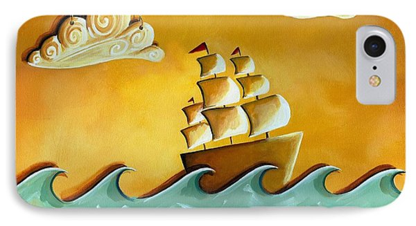 Lullaby Bay Phone Case by Cindy Thornton