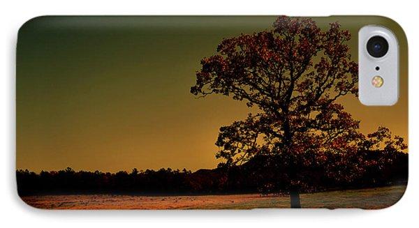 Lullabye Tree Phone Case by Nina Fosdick