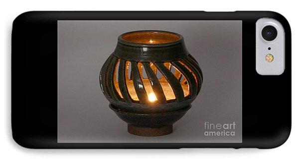 Luminaire IPhone Case by Alan M Thwaites