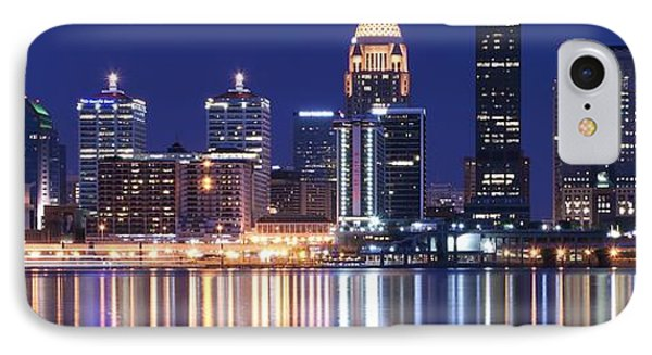 Luminescent Louisville IPhone Case by Frozen in Time Fine Art Photography