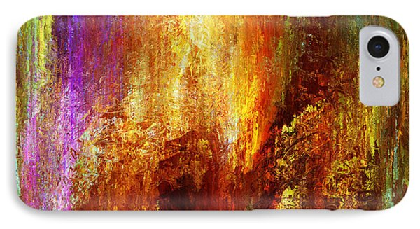 Luminous - Abstract Art Phone Case by Jaison Cianelli