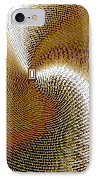 Luminous Energy 16 IPhone Case by Will Borden