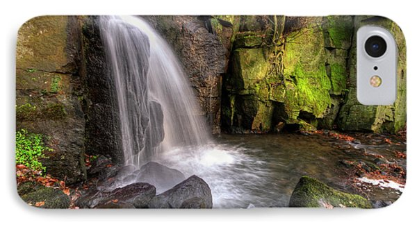 IPhone Case featuring the photograph Lumsdale Falls 3.0 by Yhun Suarez