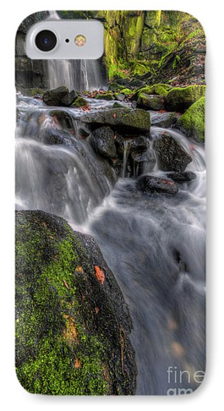 IPhone Case featuring the photograph Lumsdale Falls 5.0 by Yhun Suarez
