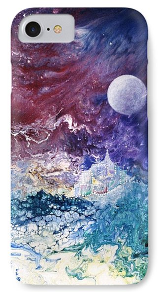 Luna Chrysalis Phone Case by Lee Pantas