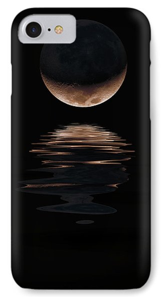Lunar Dance Phone Case by Jerry McElroy