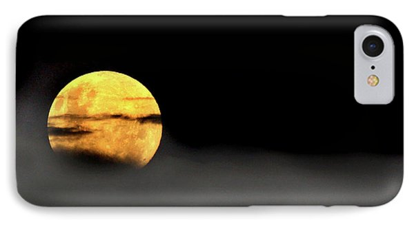 Lunar Mist IPhone Case