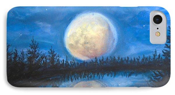 Lunar Seranade IPhone Case